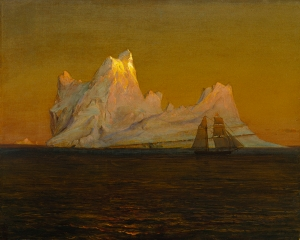 Iceberg, 1857