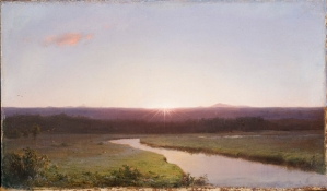 Frederic Church, Sunrise, 1862